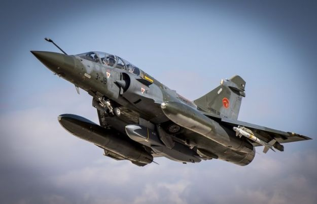 Amazing facts about Dassault Mirage 2000 - Crew Daily