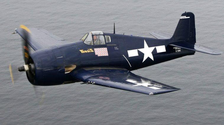 Grumman F-6F Hellcat