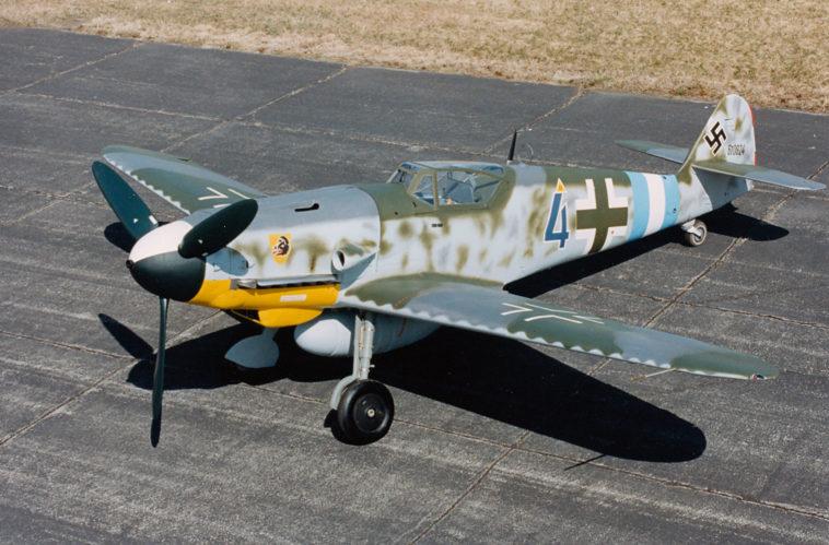 Amazing Facts About Messerschmitt Bf 109