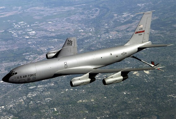 Top 10 Aerial Refueling Aircraft In The World Crew Daily