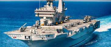 Top Aircraft Carriers in the World (Part 2)