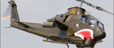 Interesting Facts about the Bell AH-1 Cobra aka The HueyCobra
