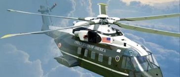 Amazing facts about Lockheed Martin VH-71 Kestrel; The Military transport Helicopter