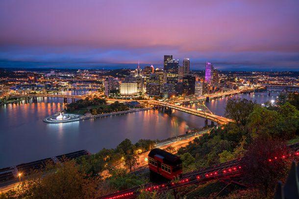 Las mejores y divertidas cosas para hacer en Pittsburgh, Pensilvania